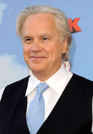 brink: Tim Robbins at the HBOs Season premiere of Brink held at the Paramount Studios in Hollywood, USA on June 8, 2015. Editorial