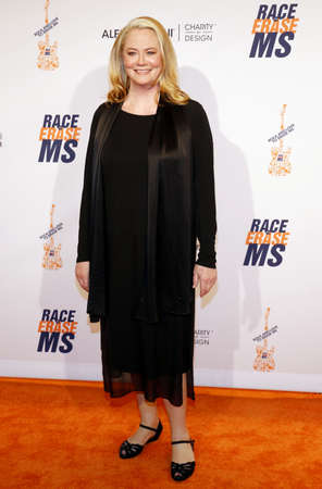 ms: Cybill Shepherd at the 23rd Annual Race To Erase MS Gala held at the Beverly Hilton Hotel in Beverly Hills, USA on April 15, 2016.