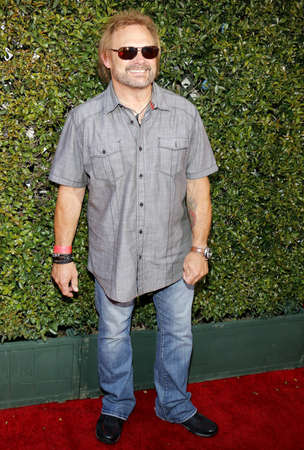 west hollywood: Michael Anthony at the John Varvatos 13th Annual Stuart House Benefit held at the John Varvatos in West Hollywood, USA on April 17, 2016.