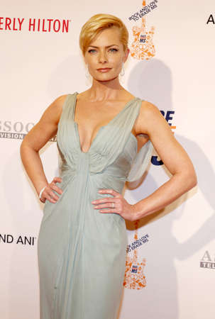 Jaime Pressly at the 23rd Annual Race To Erase MS Gala held at the Beverly Hilton Hotel in Beverly Hills, USA on April 15, 2016.