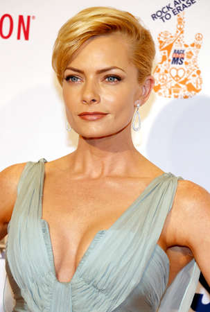 ms: Jaime Pressly at the 23rd Annual Race To Erase MS Gala held at the Beverly Hilton Hotel in Beverly Hills, USA on April 15, 2016.