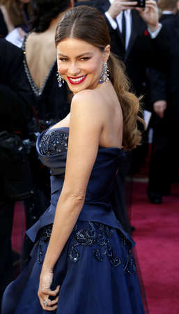 dolby: Sofia Vergara at the 88th Annual Academy Awards held at the Dolby Theatre in Hollywood, USA on February 28, 2016.