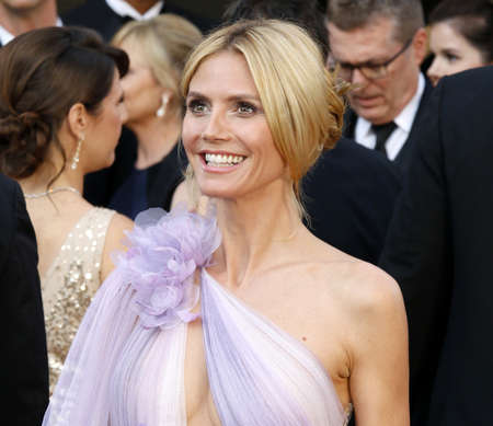 dolby: Heidi Klum at the 88th Annual Academy Awards held at the Dolby Theatre in Hollywood, USA on February 28, 2016.