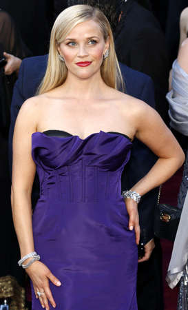 reese: Reese Witherspoon at the 88th Annual Academy Awards held at the Dolby Theatre in Hollywood, USA on February 28, 2016.