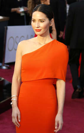 dolby: Olivia Munn at the 88th Annual Academy Awards held at the Dolby Theatre in Hollywood, USA on February 28, 2016.