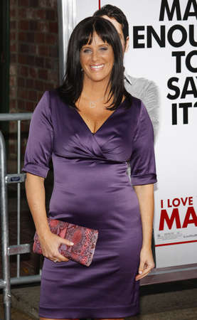 patti: Patti Stanger at the Los Angeles premiere of I Love You, Man held at the Manns Village Theater in Westwood on March 17, 2009. Editorial