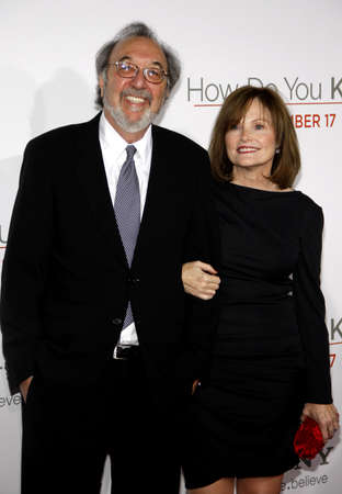 James L. Brooks at the Los Angeles premiere of How Do You Know held at the Regency Village Theatre in Westwood on December 13, 2010.
