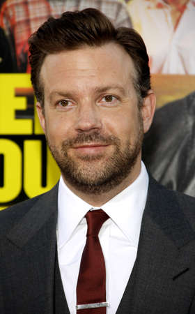 Jason Sudeikis at the Los Angeles premiere of Horrible Bosses held at the Graumans Chinese Theater in Hollywood on June 30, 2011. Editorial