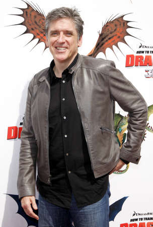 craig: Craig Ferguson at the Los Angeles premiere of How To Train Your Dragon held at the Universal Studios Gibson Amphitheatre in Universal City on March 21, 2010.