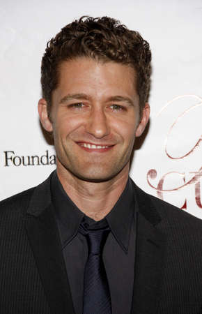 morrison: Matthew Morrison at the 2011 Taste For A Cure held at the Beverly Wilshire Hotel in Los Angeles on April 15, 2011.