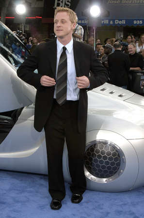 alan: WESTWOOD, CA - JULY 07, 2004: Alan Tudyk at the World premiere of I, Robot held at the Mann Village Theatre in Westwood, USA on July 7, 2004.