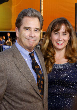 beau: Beau Bridges at the Los Angeles Premiere of Iron Man held at the Graumans Chinese Theater in Hollywood, USA on April 30, 2008.