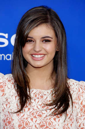 jill: Rebecca Black at the Los Angeles premiere of Jack And Jill held at the Regency Village Theater in Westwood on November 6, 2011. Editorial