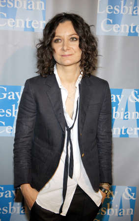 gilbert: BEVERLY HILLS, CA - MAY 19, 2012: Sara Gilbert  at the L.A. Gay and Lesbian Centers An Evening With Women held at the Beverly Hilton Hotel in Beverly Hills, USA on May 19, 2012.