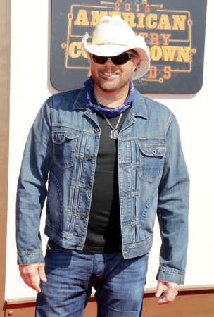 keith: Toby Keith at the 2016 American Country Countdown Awards held at the Forum in Inglewood, USA on May 1, 2016.