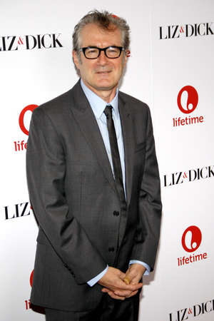 dick: Christopher Monger at the Los Angeles premiere of Liz & Dick held at the Beverly Hills Hotel in Beverly Hills on November 20, 2012.