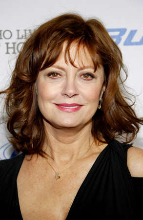 Susan Sarandon at the Los Angeles premiere of Jeff, Who Lives At Home held at the DGA Theater in Los Angeles on March 7, 2012.