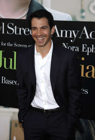 Chris Messina at the Los Angeles premiere of Julie and Julia held at the Mann Village Theatre in Westwood, USA on July 26, 2009. Editorial