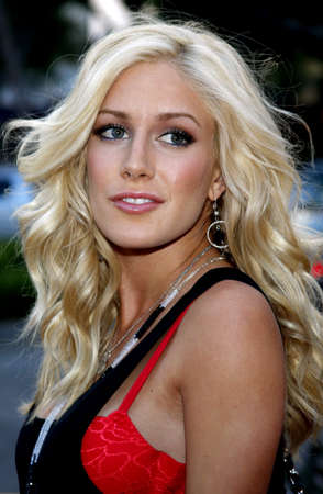 Montag: Heidi Montag at the LG Electronics (LG) Launch of the Scarlet HDTV Series held at the Pacific Design Center in West Hollywood, USA on April 28, 2008. Editorial