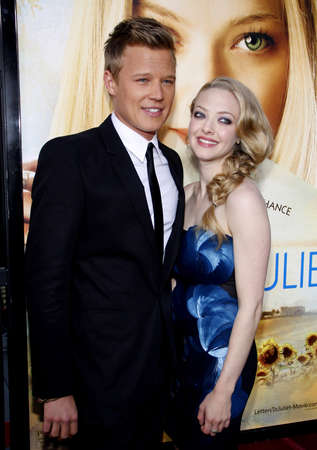 amanda: Amanda Seyfried and Chris Egan at the Los Angeles premiere of Letters To Juliet held at the Graumans Chinese Theater in Hollywood on May 11, 2010.