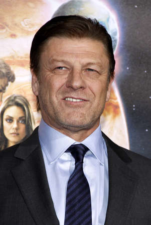 sean: Sean Bean at the Los Angeles premiere of Jupiter Ascending held at the TCL Chinese Theater in Hollywood on February 2, 2015. Editorial