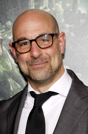 slayer: Stanley Tucci at the Los Angeles premiere of Jack The Giant Slayer held at the TCL Chinese Theater in Hollywood, USA on February 26, 2013.