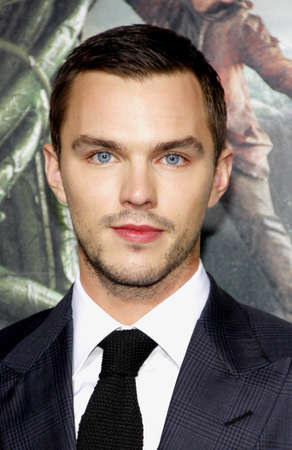 slayer: Nicholas Hoult at the Los Angeles premiere of Jack The Giant Slayer held at the TCL Chinese Theater in Hollywood, USA on February 26, 2013.