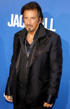 jill: Al Pacino at the Los Angeles premiere of Jack And Jill held at the Regency Village Theater in Westwood on November 6, 2011.