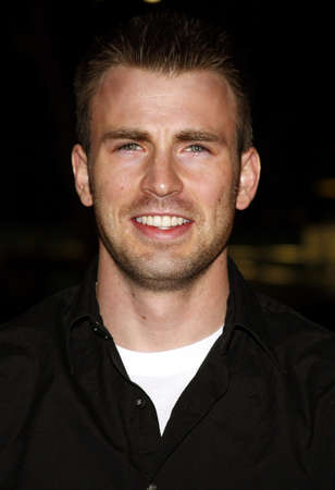 Chris Evans at the LG Electronics (LG) Launch of the Scarlet HDTV Series held at the Pacific Design Center in West Hollywood, USA on April 28, 2008. Editorial
