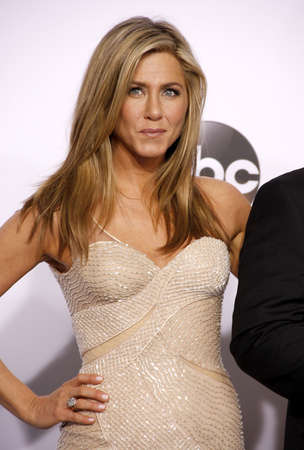 jennifer: Jennifer Aniston at the 87th Annual Academy Awards - Press Room held at the Loews Hollywood Hotel in Hollywood, USA on February 22, 2015. Editorial