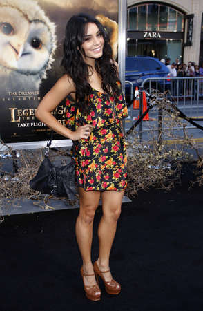 vanessa: Vanessa Hudgens at the Los Angeles premiere of Legends of the Guardians: The Owls of GaHoole held at the Graumans Chinese Theater in Hollywood, USA on September 19, 2010.