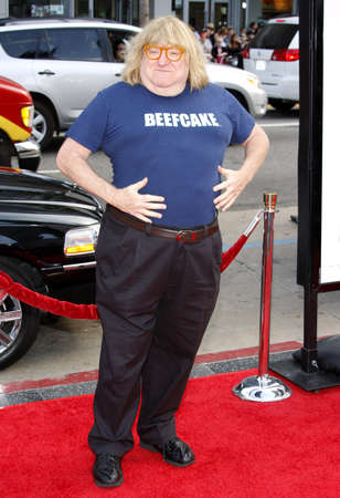 Bruce Vilanch at the Los Angeles premiere of Land Of The Lost held at the Graumans Chinese Theater in Hollywood on May 30, 2009.