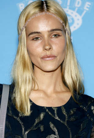 isabel: Isabel Lucas at the Los Angeles premiere of Love And Friendship held at the DGA Theater in Hollywood, USA on May 3, 2016.