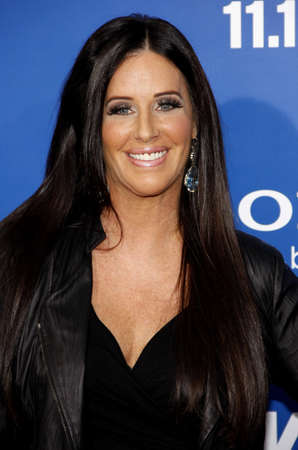 patti: Patti Stanger at the Los Angeles premiere of Jack And Jill held at the Regency Village Theater in Westwood on November 6, 2011.