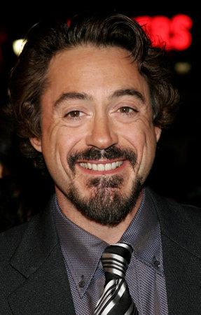 Robert Downey Jr. at the Los Angeles premiere of Kiss Kiss, Bang Bang held at the Graumans Chinese Theater in Hollywood, USA on October 18, 2005.