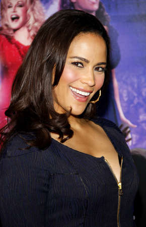 to paula: Paula Patton at the Los Angeles premiere of Joyful Noise held at the Graumans Chinese Theatre in Hollywood, USA on January 9, 2012.