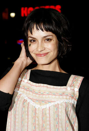 Shannyn Sossamon at the Los Angeles premiere of Kiss Kiss, Bang Bang held at the Graumans Chinese Theater in Hollywood, USA on October 18, 2005.