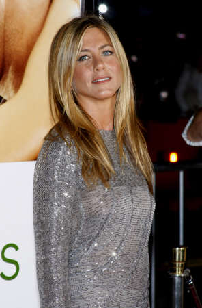 happens: Jennifer Aniston at the Los Angeles premiere of Love Happens held at the Manns Village Theater in Westwood on September 15, 2009.