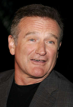 williams: Robin Williams at the Man of the Year Los Angeles Premiere held at the Graumans Chinese Theatre in Hollywood, USA on October 4, 2006. Editorial