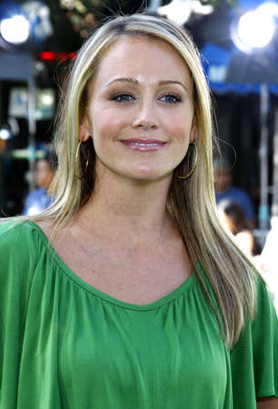 christine: WESTWOOD, CA - OCTOBER 26, 2008: Christine Taylor at the Los Angeles premiere of Madagascar: Escape 2 Africa held at the Mann Village Theater in Westwood, USA on October 26, 2008. Editorial