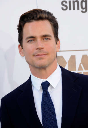 june 25: Matt Bomer at the World premiere of Magic Mike XXL held at the TCL Chinese Theatre in Hollywood, USA on June 25, 2015.