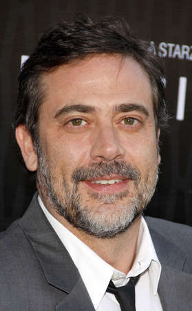 premieres: Jeffrey Dean Morgan at the Los Angeles premiere of Starz Series Magic City held at the DGA Theater in Hollywood, USA on March 20, 2012.
