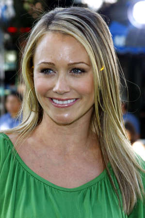WESTWOOD, CA - OCTOBER 26, 2008: Christine Taylor at the Los Angeles premiere of Madagascar: Escape 2 Africa held at the Mann Village Theater in Westwood, USA on October 26, 2008. Editorial