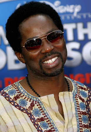 Harold Perrineau attends the World Premiere of Meet The Robinsons held at the El Capitan Theater in Hollywood, USA on March 25, 2007.