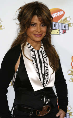 to paula: Paula Abdul at the Nickelodeons 20th Annual Kids Choice Awards held at the Pauley Pavilion - UCLA in Westwood, USA on March 31, 2007.