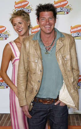 Ty Pennington at the Nickelodeons 20th Annual Kids Choice Awards held at the Pauley Pavilion - UCLA in Westwood, USA on March 31, 2007. Редакционное