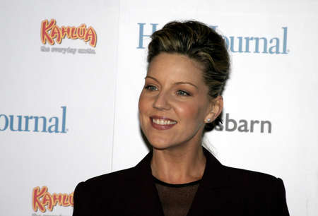 honors: Andrea Parker at the Ladies Home Journal honors Funny Ladies We Love held at the Pearl in West Hollywood, USA on February 2, 2005.