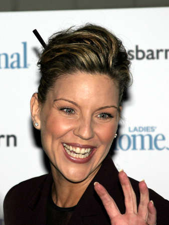 west hollywood: Andrea Parker at the Ladies Home Journal honors Funny Ladies We Love held at the Pearl in West Hollywood, USA on February 2, 2005.