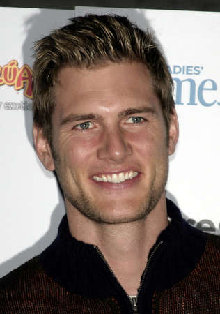 honors: Ryan McPartlin at the Ladies Home Journal honors Funny Ladies We Love held at the Pearl in West Hollywood, USA on February 2, 2005.