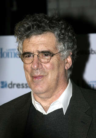 elliot: Elliot Gould at the Ladies Home Journal honors Funny Ladies We Love held at the Pearl in West Hollywood, USA on February 2, 2005. Editorial